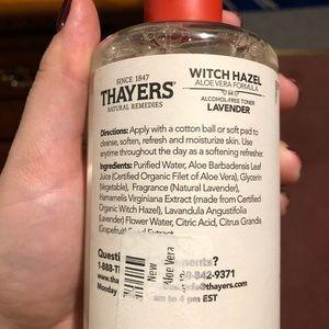thayers Makeup - Buy2Get1Free Thayer 's Witch Hazel Toner Lavendar